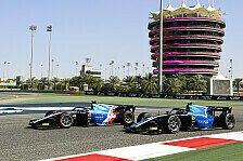 Formel 2: Guanyu Zhou von Pole zum Sieg
