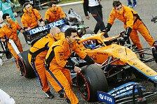 Formel 1 - McLaren löst Ricciardo-Rätsel: Schaden am Unterboden