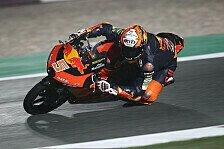 Moto3 Katar II 2021, Qualifying: Masia auf Pole, Dupasquier P11