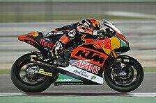 Moto2 Portimao: Raul Fernandez gewinnt Thriller, Lowes crasht