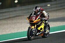 Moto2 Katar: Lowes siegt vor Gardner, Schrötter 8.
