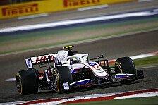 Formel 1, Mick Schumacher nach Debüt: Zu 95 Prozent zufrieden