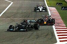 Formel 1 2021 Bahrain GP, So lief das Rennen, Team für Team