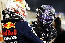Formel 1 WM-Wertung 2021: Verstappen vs. Hamilton Kopf an Kopf