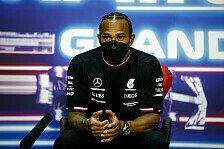 Lewis Hamilton kündigt an: Will 2022 in der Formel 1 bleiben