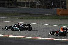 Formel 1, Bahrain: Verstappen zwingt Hamilton zu Reifen-Rodeo