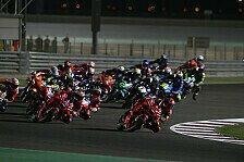 MotoGP: Die besten Bilder vom Sonntag in Katar
