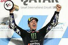 MotoGP Katar: Ein völlig neuer Maverick Vinales
