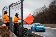 NLS - Video: NLS 2021: Nürburgring-Rennen 1 nach Schnee-Chaos abgesagt