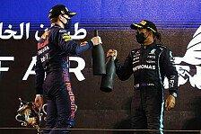 Formel 1, Danner: Verstappen vs. Hamilton wie Senna vs. Prost
