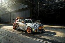 Formel E 2021: Dieser Elektro-Mini ist das neue Safety Car