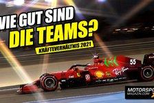 Formel 1 - Video: Formel 1 2021: Das erste Kräfteverhältnis der Saison