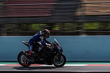 Jonas Folger Vierter bei Superbike-Test in Barcelona