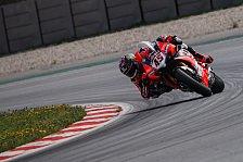 Superbike-WM: Scott Redding gewinnt auch Superpole-Race