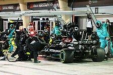 Formel 1, Bottas' Boxenstopp-Debakel: Mercedes ermittelt Grund