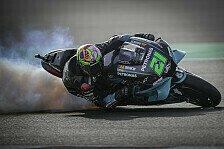 Wieder Motorprobleme bei Yamaha? Morbidelli muss wechseln