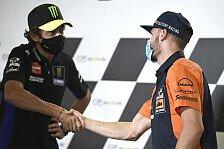 MotoGP - Rossi-Kritik lässt Binder kalt: Er ist empfindlich