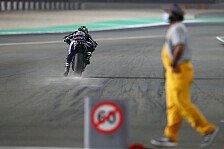 MotoGP Katar: Sandsturm in FP3, Rossi und Mir müssen in Q1