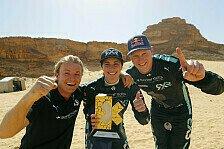 Extreme E: Team von Nico Rosberg gewinnt Auftakt-Rennen