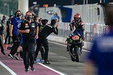 MotoGP-Analyse: Wie Quartararo im Finish zauberte