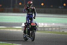 MotoGP - Katar II: Die besten Bilder vom Sonntag