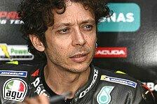 MotoGP - Rossi ratlos: Selbes Problem seit Barcelona 2019