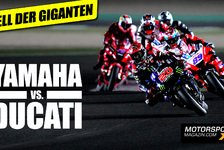 MotoGP - Video: MotoGP-Analyse: Titelkampf zwischen Yamaha und Ducati?