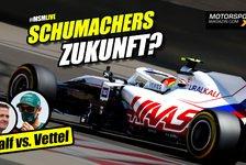 Formel 1 - Video: Wie sieht Mick Schumachers Formel 1 Zukunft aus?