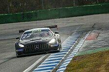 DTM-Test Hockenheim: Sechs Mercedes führen Zeitenliste an