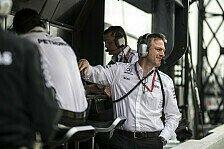 Mercedes: Technischer Direktor zieht sich aus Formel 1 zurück