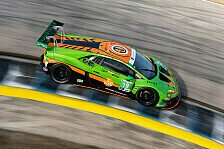 IMSA, 12h Sebring: GRT Grasser Racing Team in den USA im Pech
