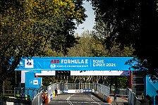Formel E - Video: Formel E 2021 Rom: Livestream zum 2. Training heute