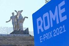 Formel E - Video: Formel E 2021 Rom: Livestream zum 1. Training heute