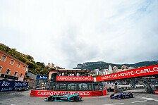 Formel E 2021 in Monaco erstmals auf der Formel-1-Strecke
