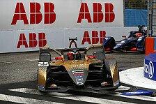Formel E Live-Ticker Rom 2021: Reaktionen zum Samstags-Rennen