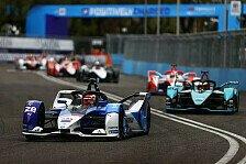 Formel E - Video: Formel E 2021 Rom: Livestream zum 3. Training heute