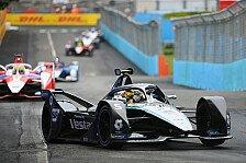 Formel E Rom: Vandoorne siegt, Wehrlein nachträglich auf Podest