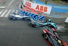 Mercedes-Pilot de Vries: Strafe für nächstes Formel-E-Rennen