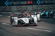 Wehrlein trotz erstem Formel-E-Podest für Porsche enttäuscht