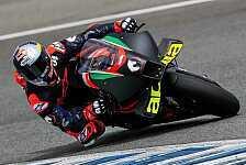 MotoGP - Andrea Dovizioso testet für Aprilia: Seine Gründe