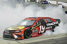 NASCAR 2021 Martinsville: Martin Truex holt 2. Saisonsieg