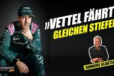 Formel 1 - Video: Was ist mit Sebastian Vettel los? Danner spricht Klartext!