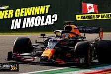 Formel 1 - Video: Große Vorschau: Wer gewinnt das Formel 1 Rennen in Imola?