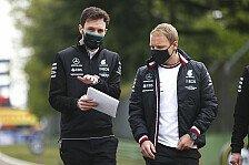 Formel 1, Bottas verliert Überblick: Simulator-Buckeln gegen RB