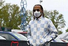 Formel 1: Lewis Hamilton und seine Outfits