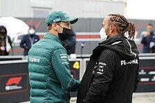 Formel 1 - Lewis Hamilton verrät: Vettel mein Lieblingsgegner