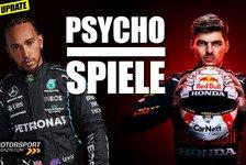 Formel 1 - Video: Hamilton vs. Verstappen: Die Formel 1 Psycho-Spiele beginnen!
