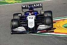 Formel 1, Williams-Comeback in Imola: Haas abgehängt?