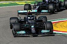 Formel 1 2021: Emilia Romagna GP - Freitag