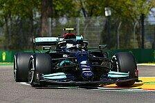 Formel 1 Imola, FP2: Bottas auf P1, Verstappens Red Bull K.o.